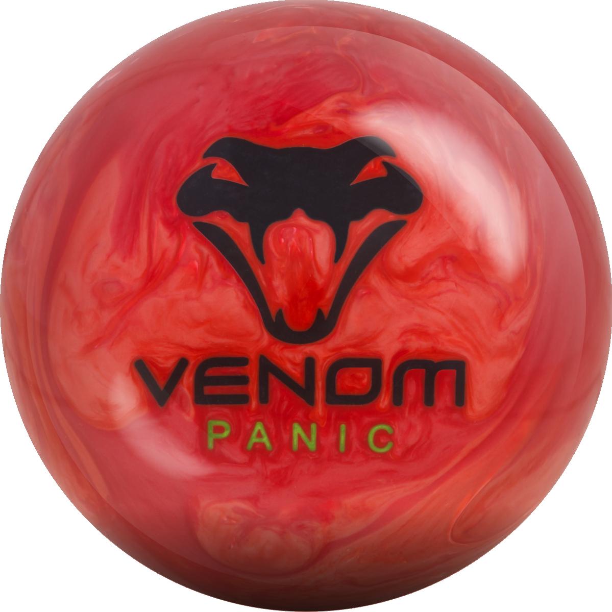 Venom Panic Motiv Bowling